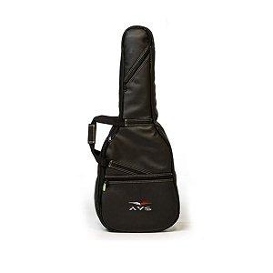 Bag AVS BIC008EX Executive Preto para Violão