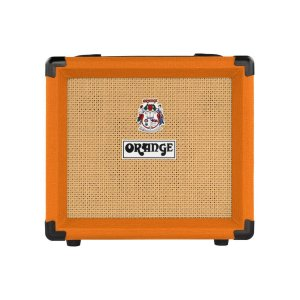 Caixa Amplificada Orange Crush 12W 1x6 para Guitarra