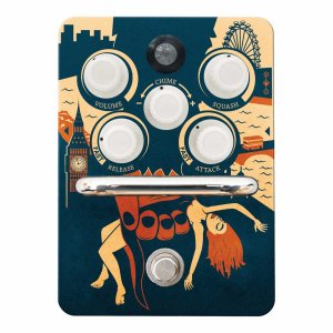 Pedal Orange Kongpressor Analog Class A