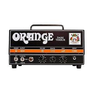 Cabeçote Valvulado Orange Dark Terror 7/15W para Guitarra