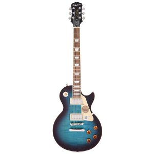 Guitarra Epiphone Les Paul Standard Plus Top Pro Bluberry