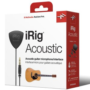 Captador IK Multimedia iRig Acoustic