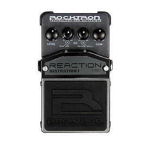 Pedal de Efeito Rocktron Reaction Distortion