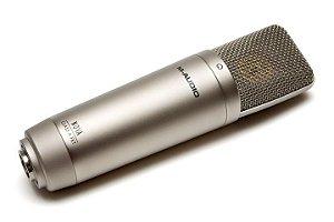 Microfone Condensador M-Audio Nova Studio
