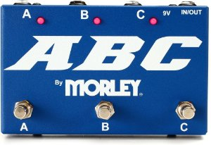 Pedal Morley ABC Selector Footswitch
