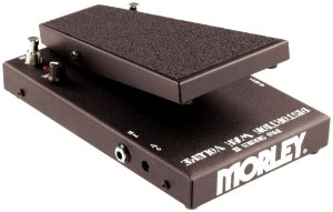 Pedal de Expressão Morley PDW-II Pro Series Distortion Wah + Volume