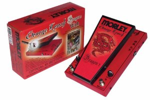 Pedal de Expressão Morley George Lynch Dragon 2 Wah GLW2 para Guitarra