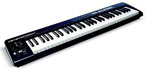 Teclado Controlador M-Audio Keystation 61 V2 USB 61 Teclas