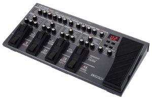 Pedaleira Boss ME80 Multi-Effects para Guitarra