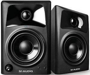 "Monitor de Studio M-Audio AV32 1x3"" 10w (Par)"