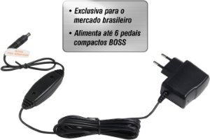 Fonte Boss PSA-120ZS para Pedal