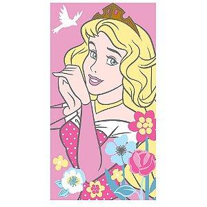 Toalha Mão (VISITA) Linha Disney Princess Garden- Santista-100% ALGODÃO