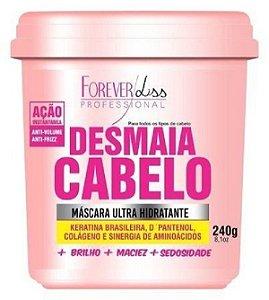 Forever Liss Máscara Desmaia Cabelo Anti Volume e Frizz- 240g