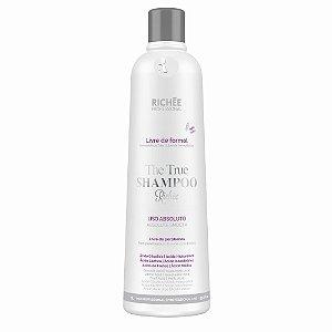 Shampoo Alisante Richée The True o Shampoo Que Alisa - 1 Litro