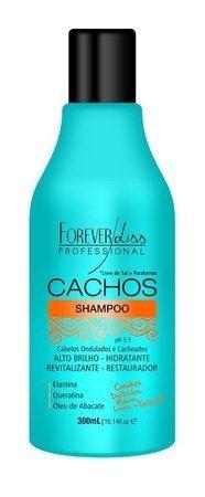 Forever Liss Shampoo Linha Cachos - 300ml