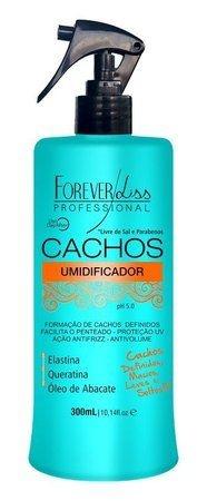 Forever Liss Umidificador Ativador Linha Cachos - 300ml