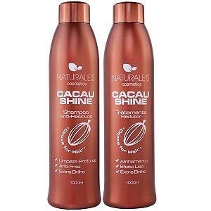 Cacau Shine Escova Progressiva (2 x 1 litro)