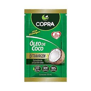 Óleo de Coco Extra Virgem COPRA Sache - 15ml