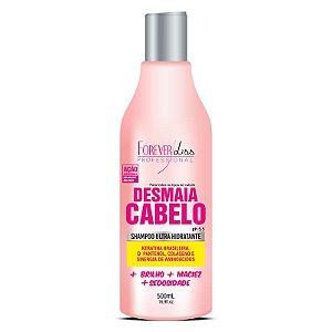 Desmaia Cabelo Forever Liss Shampoo - 500ml