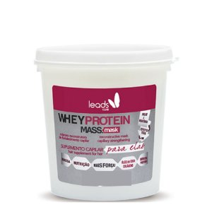 Leads care - máscara whey protein - 250g