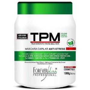 FOREVER LISS - TPM MÁSCARA DE TRATAMENTO PARA MULHER 1 kilo