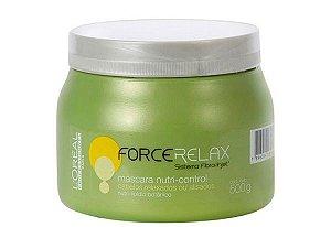 L'Oréal Professionnel - Force Relax Máscara Nutri-Control - 500g