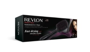 Revlon - Escova Mágica Alisadora One Step Hair Dryer and Styler - 220v