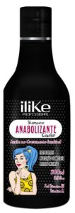 ILike Professional Shampoo Anabolizante - 300ml