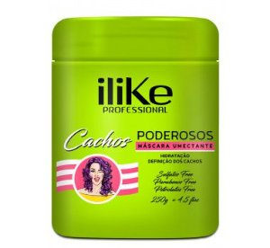 ILike Cachos Poderosos Máscara Umectante - 250g