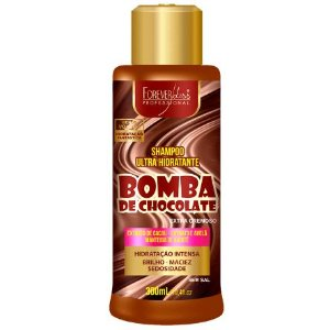 Forever Liss Shampoo Bomba de Chocolate - 300ml