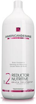 Escova Progressiva  Fusion Brush American Desire - 1litro