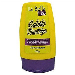 Cabelo Manteiga La Bella Liss Leave-in 150G