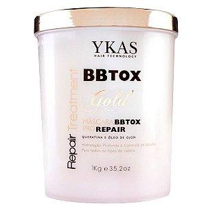 Ykas BBtx Máscara Capilar Pro Repair - 1 kilo