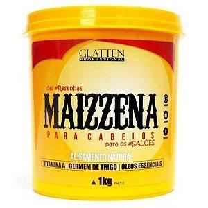 Maizzena Capilar Alisamento Natural Glatten