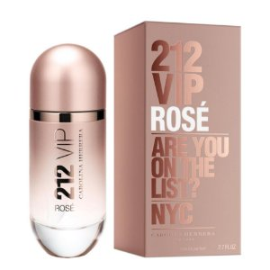 Perfume Carolina Herrera 212 Vip Rosé 80ml