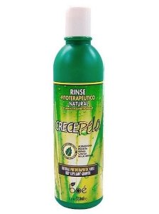 Boé Crece Pelo Condicionador Rinse  Natural - 350ml
