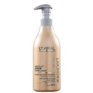 Loreal Profissional Absolut Repair Shampoo - 500 ml