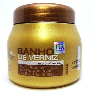 Forever Liss Banho de Verniz Brilho Hidratante 250gr