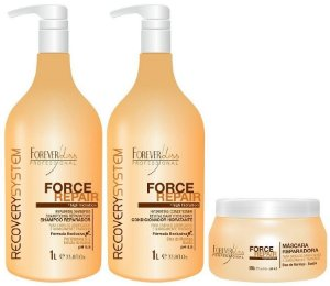 Forever Liss Force Repair Kit Reparador