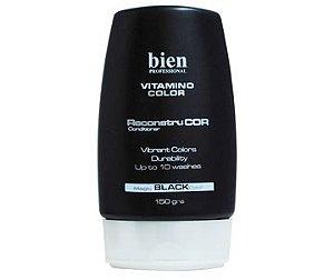 Bien Professional Máscara Vitamino Color Reconstrucor Black - 150gr