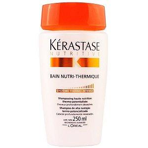 Kerastase Nutritive Shampoo Bain Nutri Thermique - 250 ml