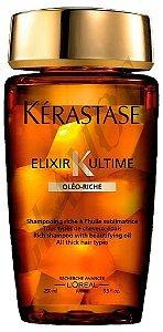 Kerastase Elixir Ultime Bain Riche Shampoo - 250 ml
