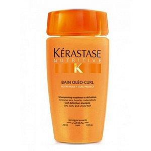 Kerastase Shampoo Bain Oléo-Curl - 250ml