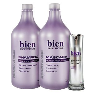 Bien Professional Resistance Advanced Repair Kit (3 Produtos)