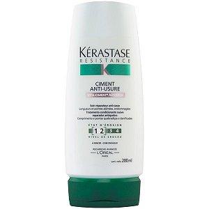 Kerastase Resistance Condicionador Ciment Anti Usure - 200 ml
