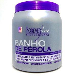 Forever Liss Banho de Pérola Máscara Hidratante - 1kg