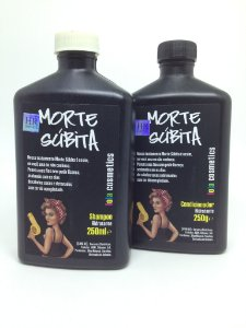 Lola Morte Subita Kit Shampoo 250ml + Condicionador - 250g