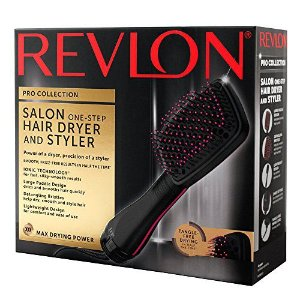 Revlon One Step Hair Dryer and Styler Escova Alisadora