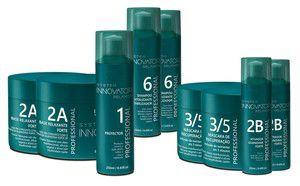 5a702c786 Kit Guanidina Forte Innovator Itallian Hairtech (9 produtos)