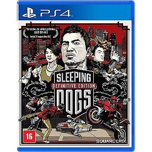 Sleeping Dogs: Definitive Edition - PS4 ( USADO )